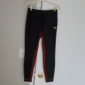 Fitted Joggers PINK by Victoria's Secret